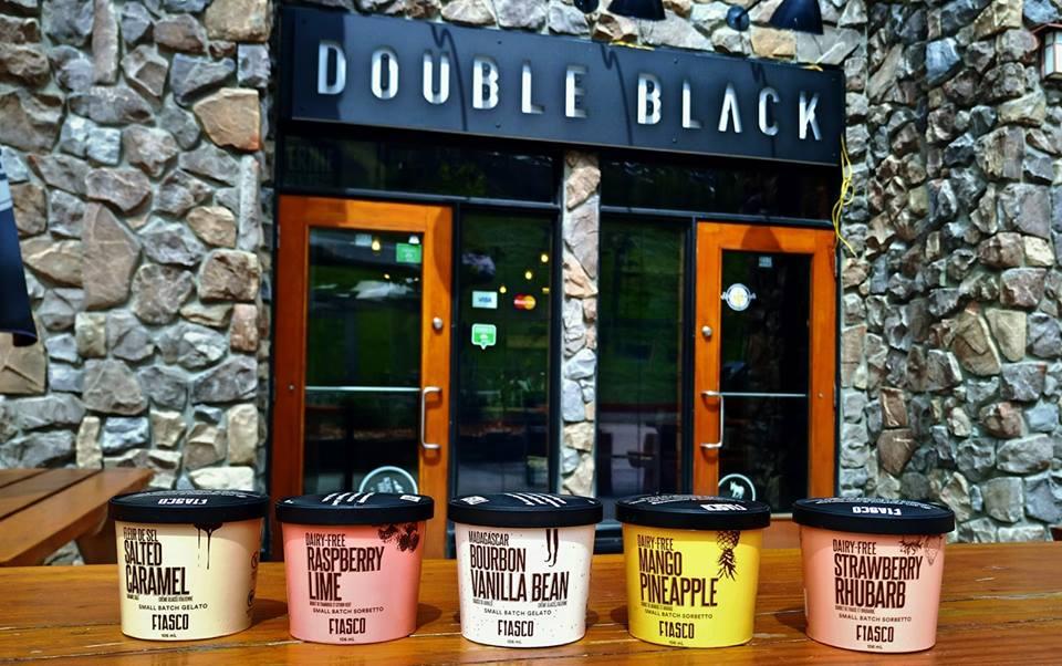Double Black Cafe Kicking Horse