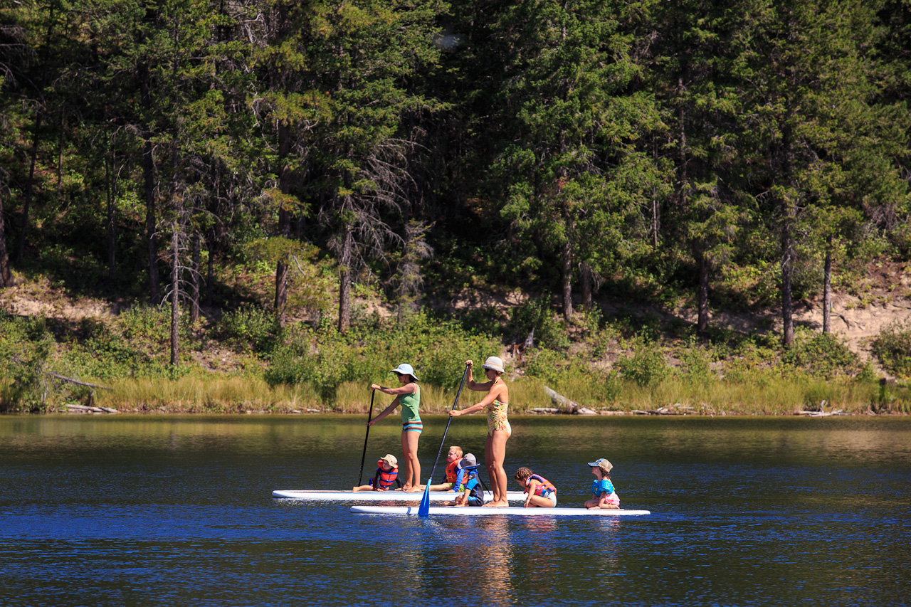Cedar Lake Golden BC