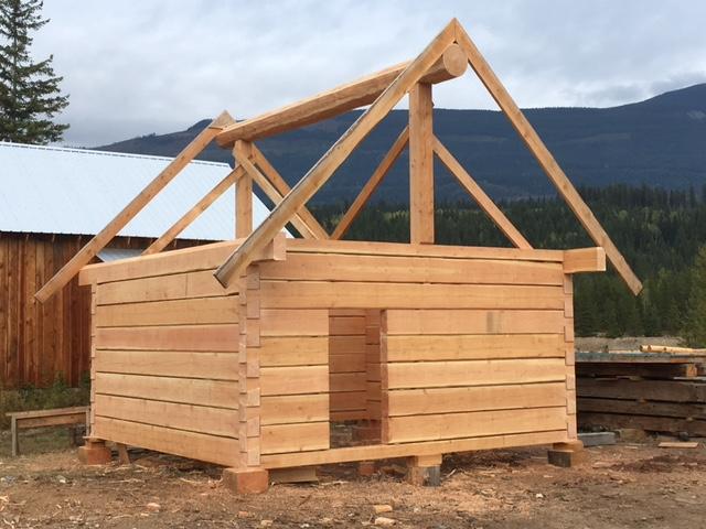 BC School of Log Builders