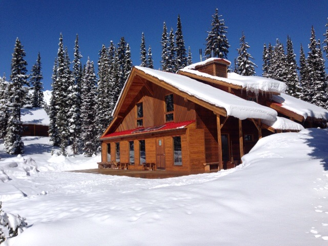 mistaya lodge backcountry