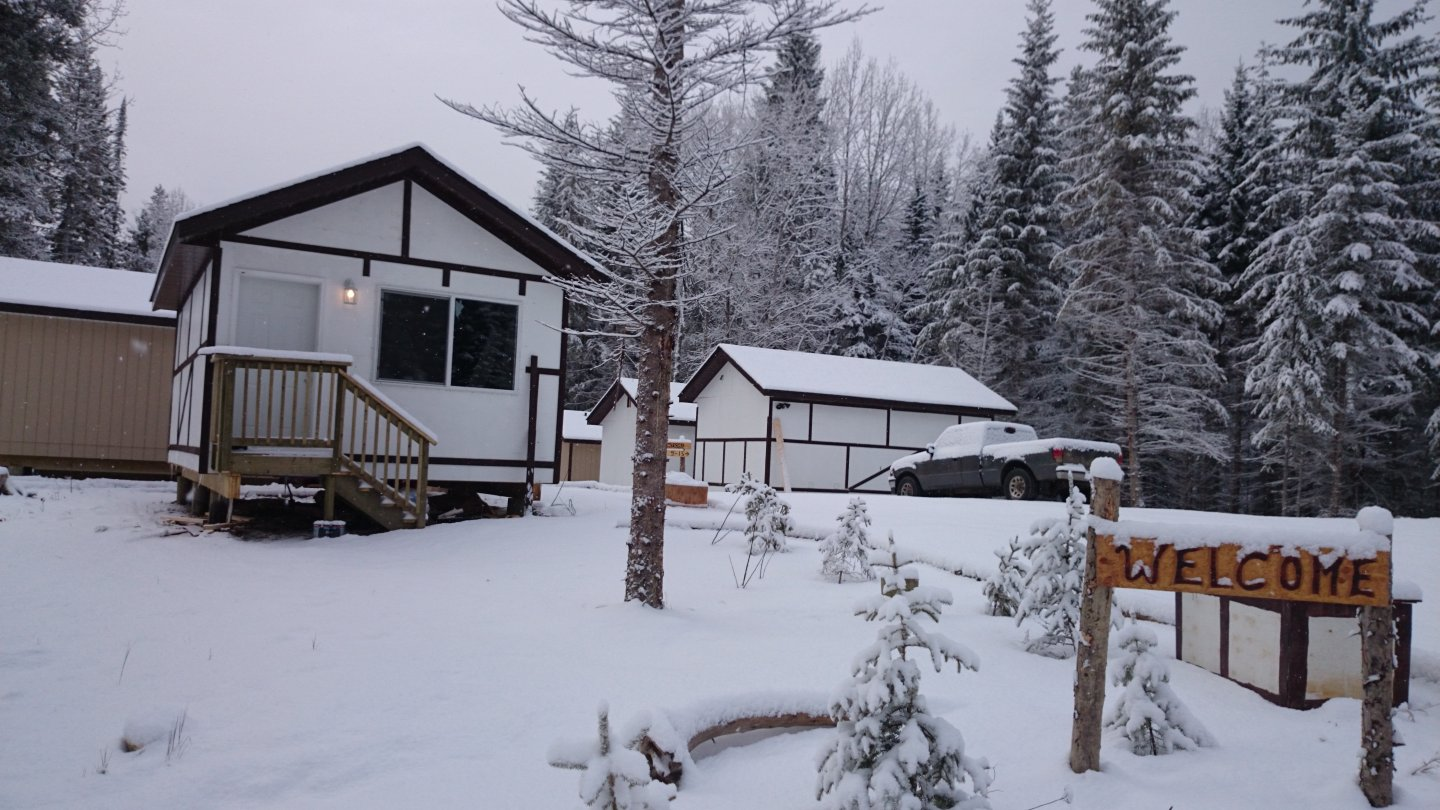 mountain view cabins golden bc