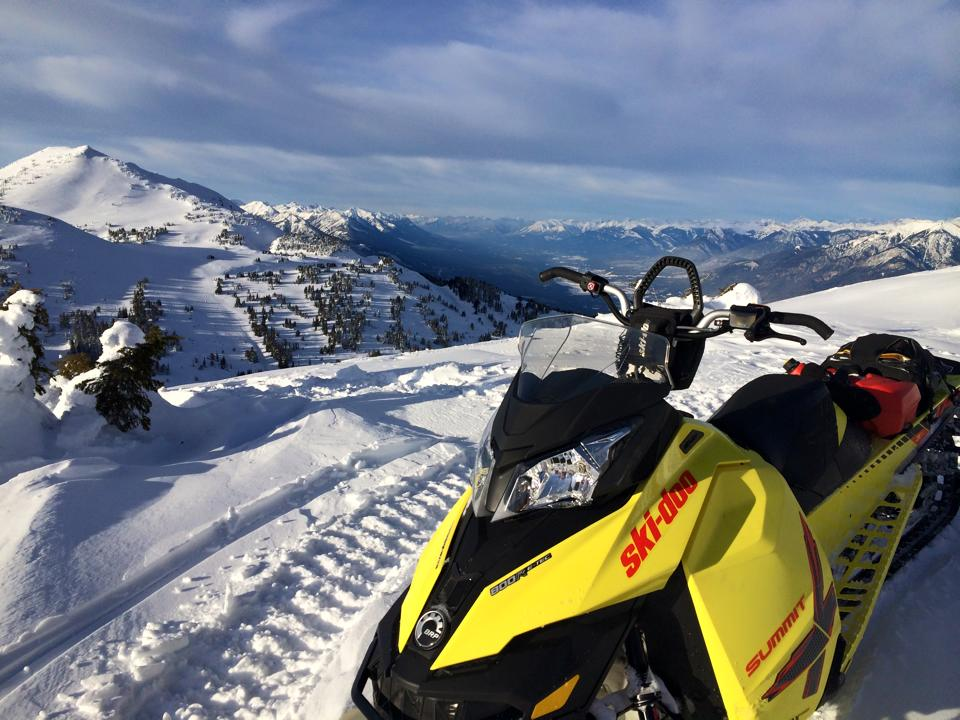SnowPeak Rentals and Tours Golden BC