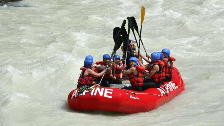 Alpine Rafting Company