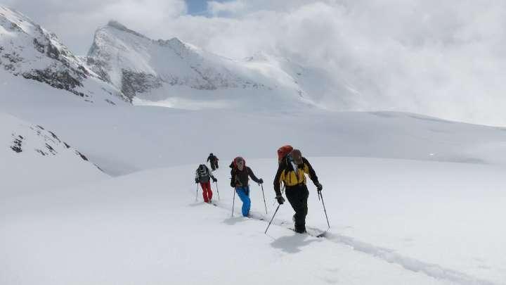 jonny simms ski guide acmg golden bc