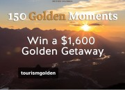 150 Golden Moments - Golden BC - Sample post