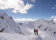 Photo Jeff Bartlett - Kicking Horse Mountain Resort Golden BC