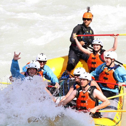Glacier Rafting Company - Golden BC