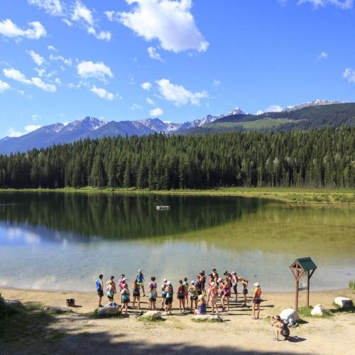 Trail Running - Golden BC - Photo: Dave Best